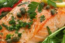 Main Dishes~Seafood / by Everette Studdard