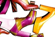 shoes - fun, funky, funny, fabulous / Shoes, boots, sandals, and more / by Allbark Nobite
