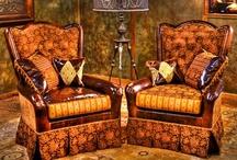 Favorite Chairs / by Patti Ferguson