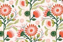 Textiles: Botanicals
