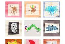 Kiddo Arts and Crafts
