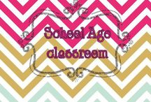 School Age crafts,lessons,activities / by Kimber Mabra