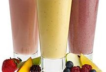 Smoothies and Yummy Drinks