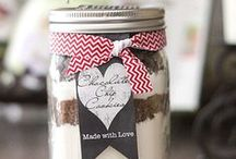Gifts in a Jar / by Christina@TheFrugalHomemaker.com