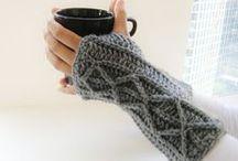 Gloves & Mittens (free crochet patterns) / The Best free gloves and mittens crochet patterns