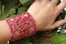 Jewelry (free crochet patterns) / The best of free Jewelry Crochet Patterns!
