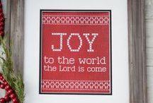 Holidays: Christmas printables / by Christina@TheFrugalHomemaker.com