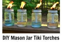 Frugal Homemaker Mason Jars / by Christina@TheFrugalHomemaker.com