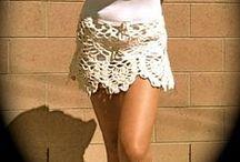 Dresses & Skirts (free crochet patterns) / The best free dress and skirt crochet patterns