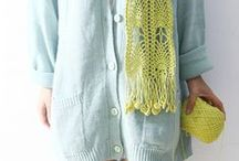 gram's crocheting / by Leanndra