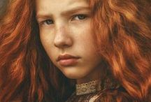 For This Red Head / All the better to manage the frizzy redness, my dear!