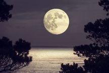 Selene / Titan goddess of the moon and moonlight, sister to Eos, goddess of the dawn and Helios, god of the sun.