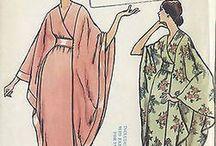 Vintage Sewing Patterns I own