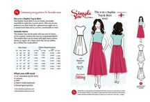 Free Gift Sewing Patterns I own