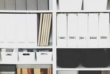 organized. / by megan haughery