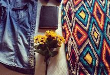 Spring/Summer Style / by Melanie Carpenter