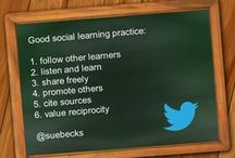 Learning / by Sue Beckingham