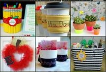 Teacher Gifts / by Melissa Randall