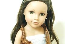 Dolls / doll clothes and things that I like and want to try to make / by Netra Bates