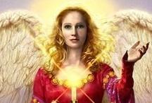 Angels  / by Sapphire Moonbeam