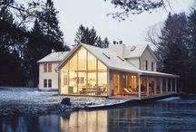 exteriors. / by megan haughery