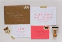 the invitation.