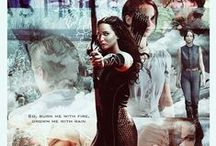 The Hunger Games Trilogy / Just a girl who loves all things Hunger Games. Catching Fire comes out November 22nd. :) / by Shannon Marshall