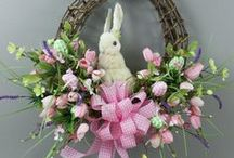Breast Cancer Easter Ideas / Pink Easter for Breast Cancer Awareness