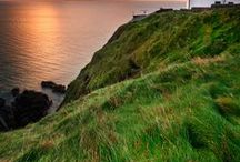Next Summer Dream: Ireland or Scotland / Next summer I am hoping to get to Ireland or Scotland. Preferably Ireland, as I've simply always wanted to go there and see all of the places in my historical fiction books. I have heard from friends that Brendan Vacations features marvelous tours. So I am saving away!