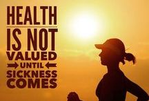 Health & Fitness / by Stephanie Beaumont