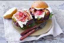 Katuruokaa! Parhaat burgerit, hot dogit ja sandwichit