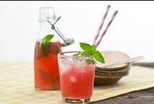 Kesäisiä juomia