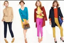 Prep School Chic / Preppy inspired style with unexpected twists