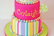 Cayleigh's birthday party ideas / For my only little girl. Momma love you my princess  / by Ashley Esquivel