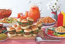 Let's Party! (Party Food Recipes) / Need to feed a crowd?  This is your spot for all kinds of party food recipes.