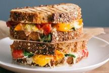 Lunch Ideas / Fresh ideas for the midday meal!  Healthy lunch recipes from all around the web!
