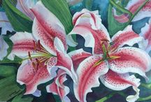 Yvonne Cooper Art / Mums Art and Paintings