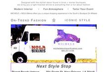 Fashion Truck of Louisiana! / Hosting a girls night out, a bridal party or Corporate Event?  Let us help make it unique with Louisiana's Premiere Boutique on Wheels to Geaux the extra mile!  We arrange: - Mani/Pedis - Make up Sessions - Style Events - Champagne + Doughnuts (believe me, this is an awesome combo!)  We bring the boutique to you + your friends at your home or office for a fun shopping party! Always the latest styles!  Hostess receives  an Awesome discount!
