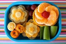 Kids Lunches / by Melissa Randall