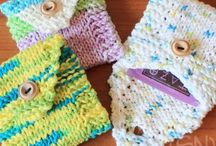 diy / knit, crochet, diy, sewing, makeable stuffs