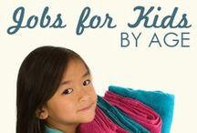 Kids - Chores/Discipline / by Cassie
