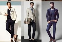 Men's Fashion Tips & Tricks / Everything a real gentleman needs to know to look good