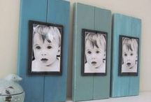 Frames and Boards / by Kimberly Squyres