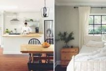 Project: Mayfield House / inspiration and ideas for renovating a 1,300 sq ft cottage home / by Mary Stonecypher Maslow