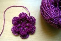 Crocheting / by Lyndsie Walker