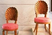 Have a Seat: Memorable Chairs