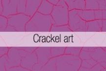 Crackel Art