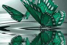 Butterflies / by Debbie Lewis