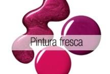 Pintura Fresca / by Cosméticos Valmy
