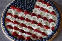 Holidays - Patriotic - Food